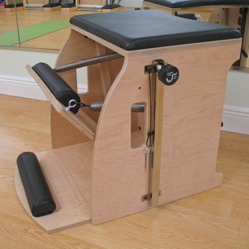 The Pilates Chair Delivers Cardio And Core Results