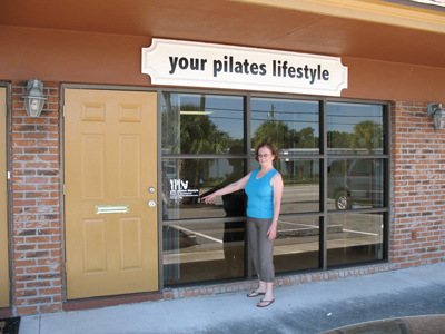 welcome to your pilates lifestyle